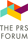 The PRS forum logo